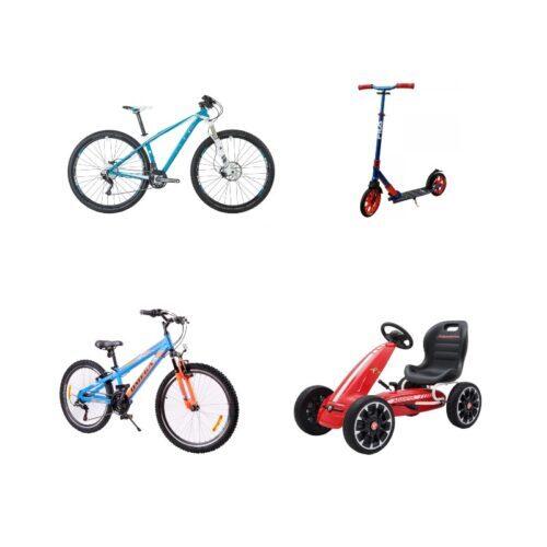 Biciclete Trotinete Kart-uri